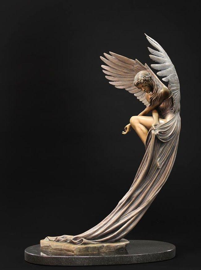 скульптура Benjamin Victor