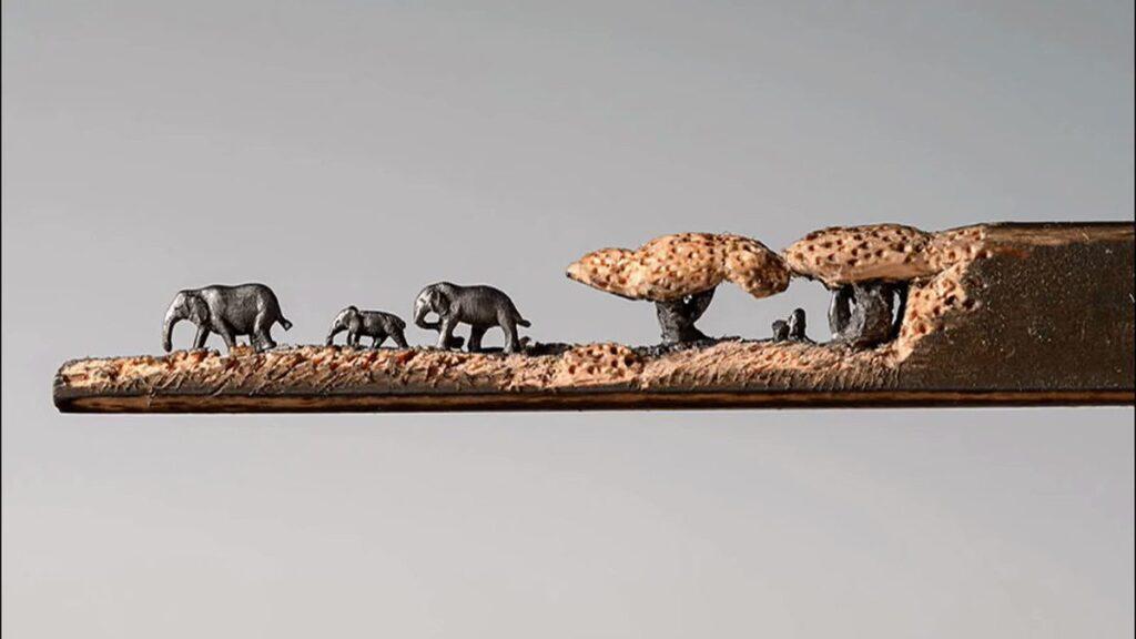 слоны Синди Чинн